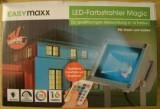 Reflector color Easymaxx magic cu telecomanda