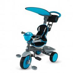 Tricicleta DHS Enjoy Plus Albastru - Tricicleta copii