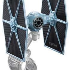 Jucarie Hot Wheels Star Wars Starship Blue Tie Fighter Vehicle - Masinuta Mattel