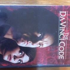 THE DA VINCI CODE - 2006 - FILM DVD ORIGINAL - Film thriller Altele, Engleza