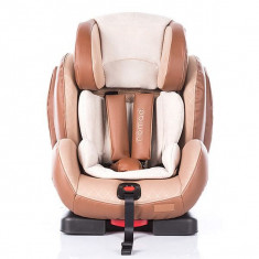 Scaun auto Chipolino Nomad Cappuccino - Scaun auto copii Chipolino, 1-2-3 (9-36 kg)