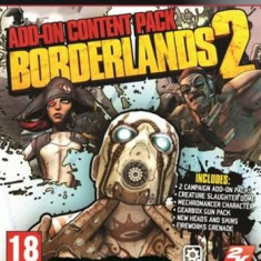 Borderlands 2 Add On Content Pack Ps3 - Jocuri PS3 Take 2 Interactive