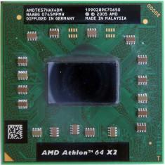 Procesor LAPTOP AMD Athlon 64 X2 TK-57 AMDTK57HAX4DM Socket S1 (S1g1) ca NOU