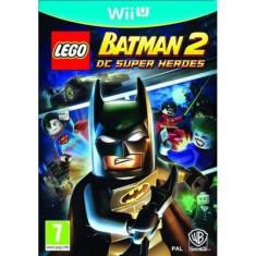 Lego Batman 2 Dc Super Heroes Nintendo Wii