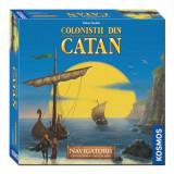 Colonistii din Catan -Extensie Navigatorii 3-4 Jucatori - Joc board game