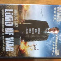 LORD OF THE WAR - 2006 - FILM DVD ORIGINAL ( LIMITED EDITION ) 2 DISC - Film thriller Altele, Engleza