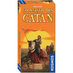 Colonistii din Catan - Extensie Orase si Cavaleri 5-6 Jucatori - Joc board game