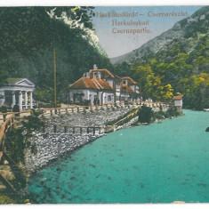 1166 - Caras-Severin, BAILE HERCULANE - old postcard - unused - Carte Postala Banat 1904-1918, Necirculata, Printata