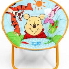 Fotoliu pliabil pentru copii Disney Winnie - Set mobila copii