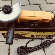 DEWALT DWE 4157 - Polizor unghiular (Flex), 900 W, 11000 RPM, 2.1 KG