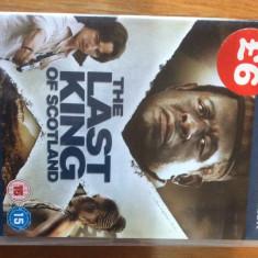 THE LAST KING TO SCOTLAND - 2006 - FILM DVD ORIGINAL - Film drama Altele, Engleza