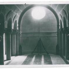 1034 - Vrancea, MARASESTI, Mausoleul - old postcard, real PHOTO - unused - Carte Postala Moldova dupa 1918, Necirculata, Fotografie