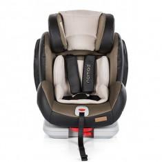 Scaun auto Chipolino Nomad Beige cu sistem Isofix - Scaun auto copii Chipolino, 1-2-3 (9-36 kg)