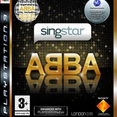 Singstar Abba  -  PS3 [Second hand], Simulatoare, 12+, Multiplayer