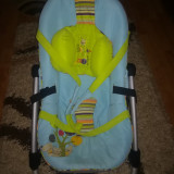 Balansoar bebe - Balansoar interior, Albastru