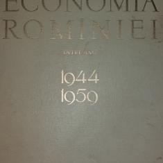 ECONOMIA ROMANIEI INTRE ANII 1944-1959