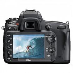 Folie sticla securizata ptr. Nikon D500/D600/D610/D7100/D7200/D750/D800 - Accesoriu Protectie Foto