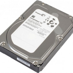 1 TB HDD nou SAS 3.5 inch Seagate Constellation, SAS 6GBs, 128MB Cache, 7200rpm - HDD server