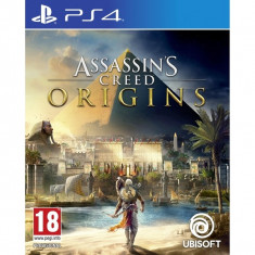 Assassin's Creed Origins PS4 XBOX ONE - Jocuri PS4, Actiune, 18+, Single player