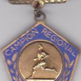 Insigna Campion Regional Cluj - Atletism