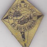 C.O.T Cupa Clujului, Ed. VIII Sloboda - Insigna
