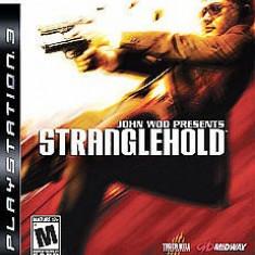 Stranglehold - PS3 [Second hand] - Jocuri PS3, Shooting, 16+, Single player