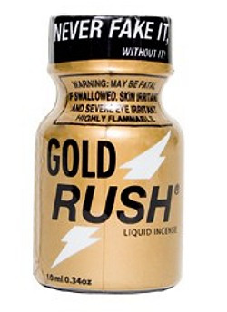 Poppers RUSH GOLD - aroma camera - popers - sigilat - original foto
