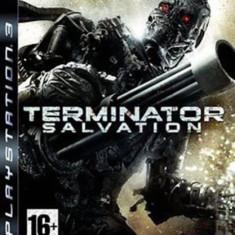 Terminator Salvation - PS3 [Second hand] - Jocuri PS3, Actiune, 16+, Multiplayer