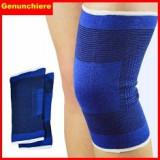 Set suport elastic genunchi