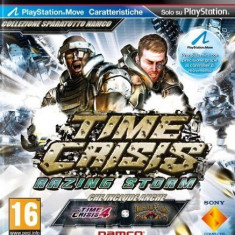 Time Crisis Razing Storm - PS3 [Second hand], Shooting, 16+, Multiplayer