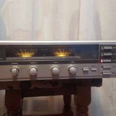 Amplificator Audio Statie Audio Vintage Cu Vumetre Dual CV 1260, 81-120W
