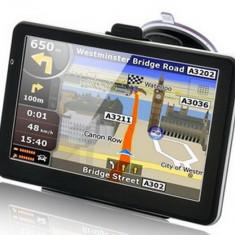 Navigatie Auto si Camioane GPS 7 inch IGO TRUCK full Europa, 7 inch, Toata Europa, Redare audio: 1, Sugestii multiple de cai: 1, Touch-screen display: 1