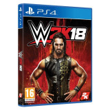 WWE 2K18 PS4 Xbox One, Actiune, 18+, Multiplayer