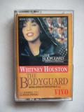WHITNEY HOUSTON  ,  THE BODYGUARD  !  CASETA AUDIO, Casete audio