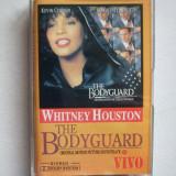 WHITNEY HOUSTON  ,  THE BODYGUARD  !  CASETA AUDIO