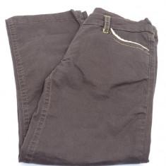 Pantaloni casual pentru copii-Wenice AY2501107-1, Maro