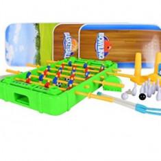 Masa jocuri 4+1:soccer, bowling, basket, golf, ice hockey - Air Hockey