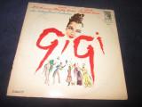 Various - Gigi (original cast soundtrack) _ vinyl,LP _ MGM (SUA), VINIL