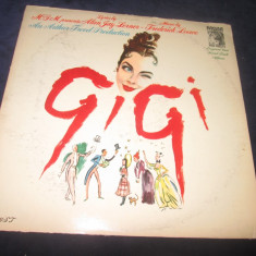 Various - Gigi (original cast soundtrack) _ vinyl, LP _ MGM (SUA) - Muzica Pop, VINIL