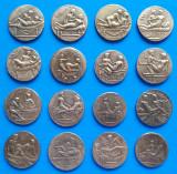 Spintriae set monede erotice din imperiul roman, Europa