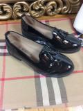 Pantofi dama negri de lac marime 39 +CADOU, Din imagine, Cu talpa joasa