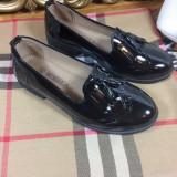 Pantofi dama negri de lac marime 36, 38+CADOU