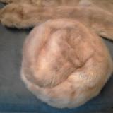 Caciula si guler de nurca