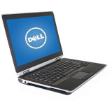 Laptop Dell Latitude E6330, Intel Core i7 Gen 3 3520M 2.9 GHz, 4 GB DDR3, 500 GB HDD SATA, DVDRW, WI-FI, Bluetooth, WebCam, Card Reader, Display, Diagonala ecran: 13