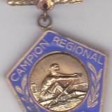 Insigna Campion Regional Cluj - Caiac Canoe