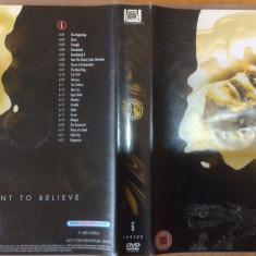 THE X FILES ( DOSARELE X ) SEZONUL 6 - DVD ORIGINAL ( 5 DISCURI PACK ) - Film SF FOX, Engleza