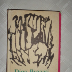 Barnabo omul muntilor Secretul padurii batrane 277pag/an 1968- Dino Buzzati