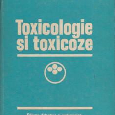 Toxicologie si toxicoze - E.Suteanu, A.Gherdan, S.Ghergariu, O.Popescu - Carte Medicina veterinara