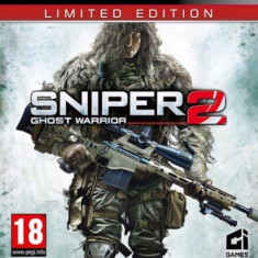 Sniper 2 Ghost Warrior - PS3 [Second hand] - Jocuri PS3, Shooting, 16+, Single player