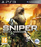Sniper Ghost Warrior - PS3 [Second hand], Shooting, 16+, Single player